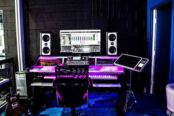 Roland Recording Studio