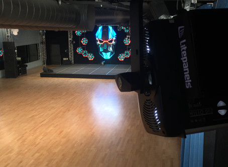 Starwest Studios shines with help of Litepanels
