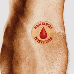 Band - Doação de Sangue
