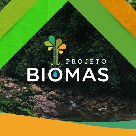 CNA - Projeto Biomas