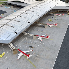 Infraero – Novos Aeroportos