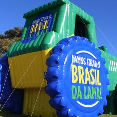 Vamos tirar o Brasil da lama