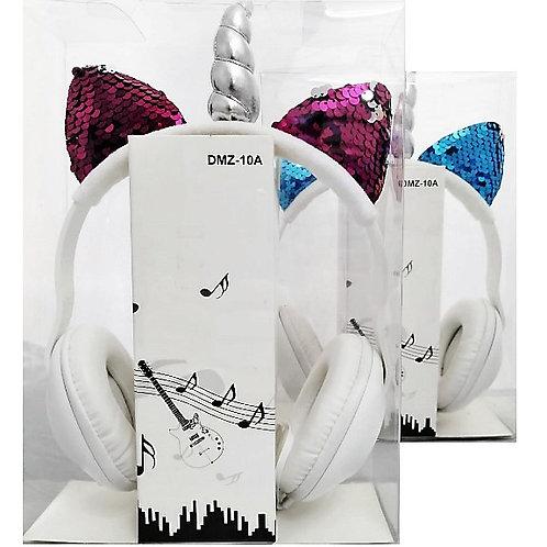 Auriculares unicornio, orejitas, orejas