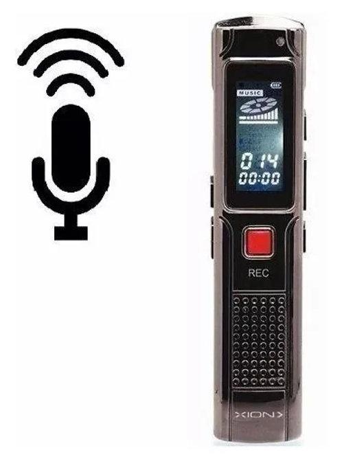 Grabador de voz 8gb