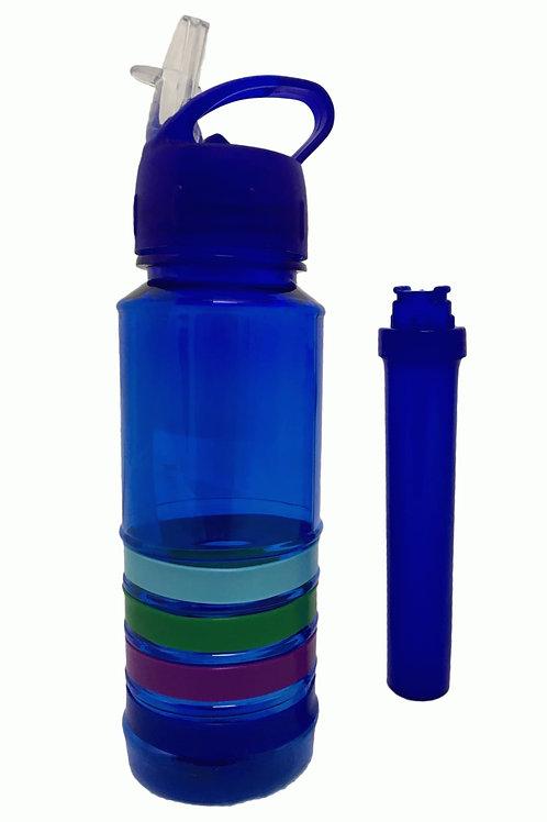 Botella para deportes