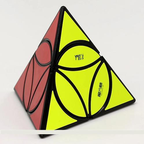 Cubo Rubik Pyraminx kevin