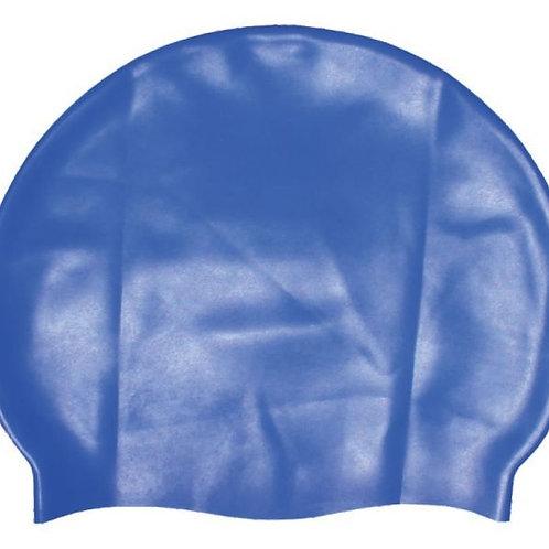 Gorra silicona para natación.