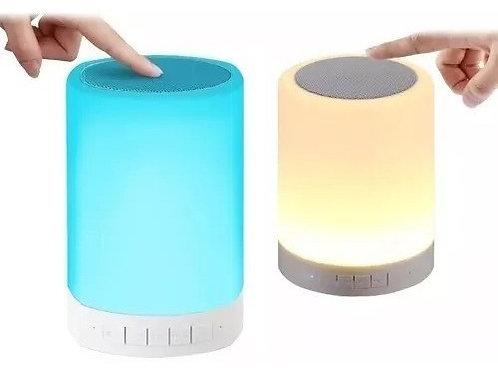 Parlante Bluetooth Veladora