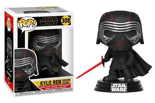 Funko pop Kylo Ren star wars