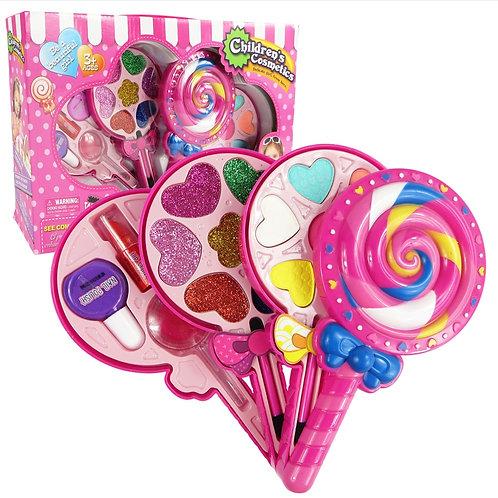 Petaca de cosmeticos infantiles 4 niveles