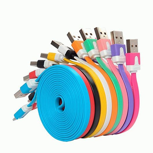 Cable 3 metros para Android