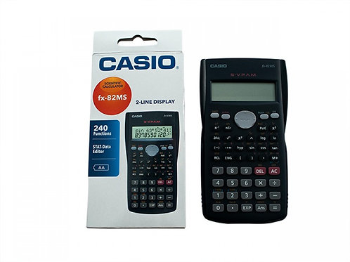 Calculadora CASIO FX82