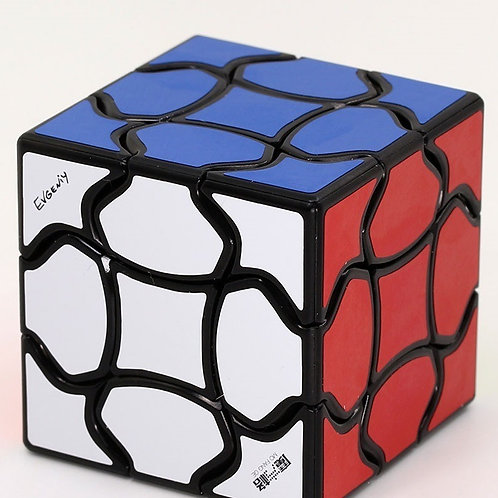 Cubo rubik 3x3 pétalo qiyi