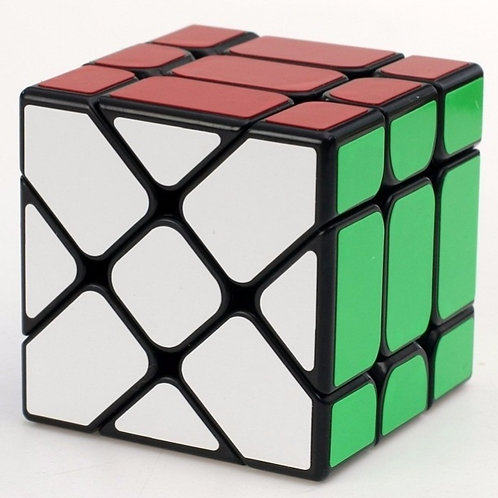 Square king Rubik.