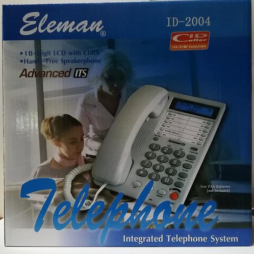 Teléfono con captor Eleman id-2004