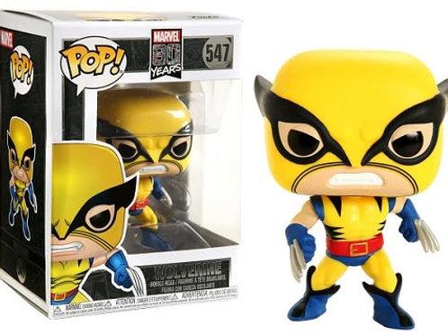 Funko Pop Wolverine marvel