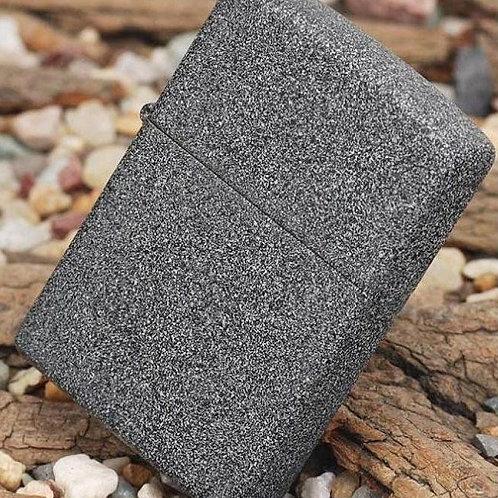 Encendedor Zippo original iron stone 211