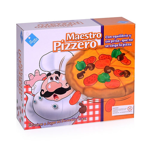 Maestro pizzero juego de mesa