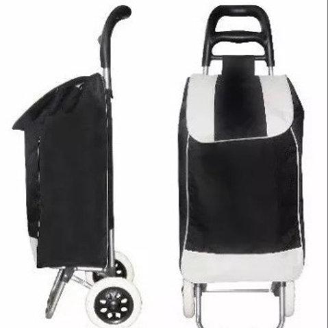 Bolso con ruedas ideal para feria.