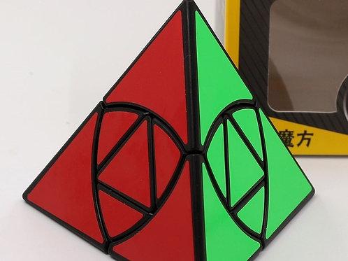 Cubo Rubik Piraminx justin