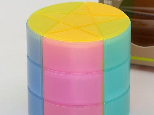 Cubo Rubik Star Cilindro