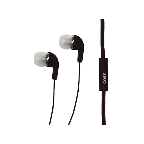 Auriculares COBY silicona