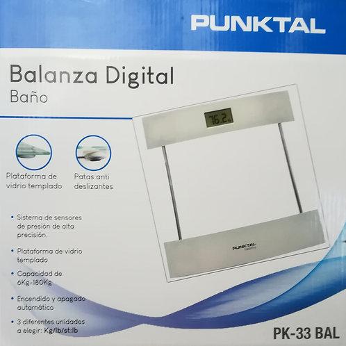 Balanza para baño Punktal pk-33 bal