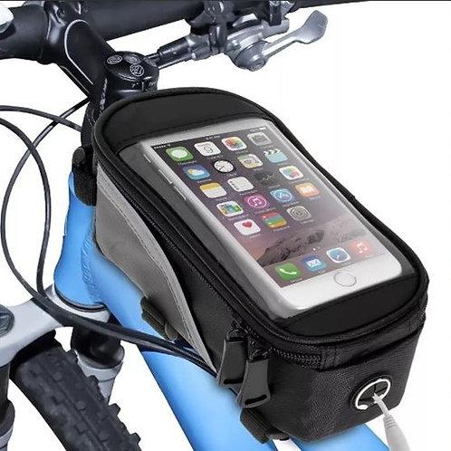 Bolso estuche de celular a la bicicleta