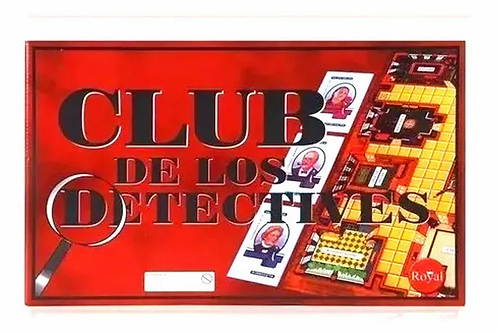 CLUB DE DETECTIVES