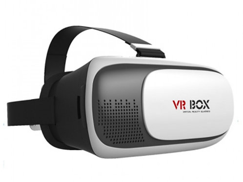 Lentes de realidad virtual. Vr box.