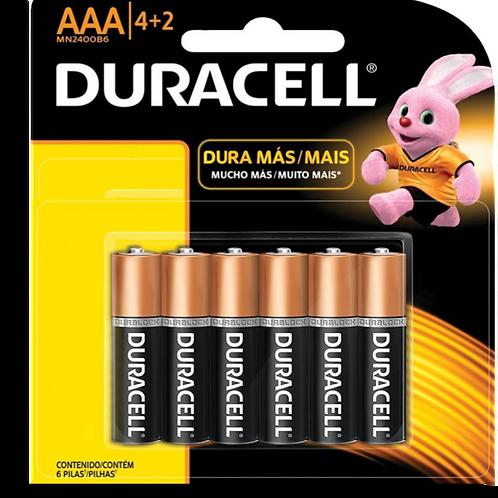 Pila Duracell AAA