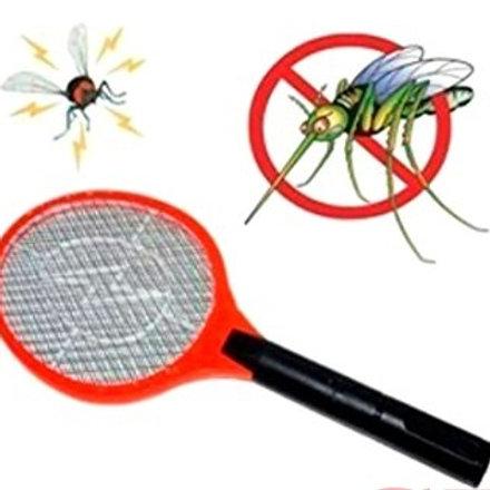 Raqueta mata insectos