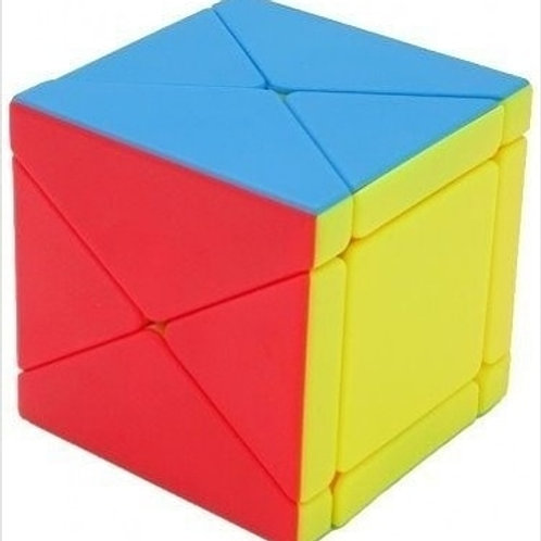 Cubo rubik fisher skewb cube