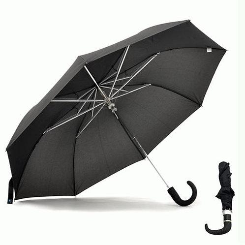 Paraguas corto negro