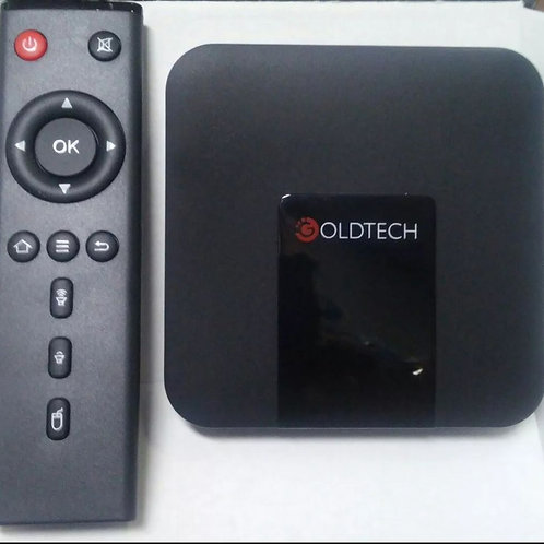Tv box quad core 4k