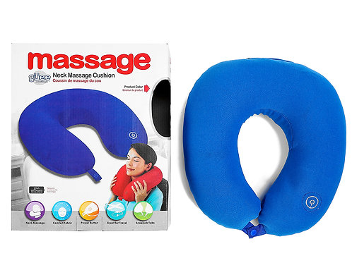 Almohada masajeadora