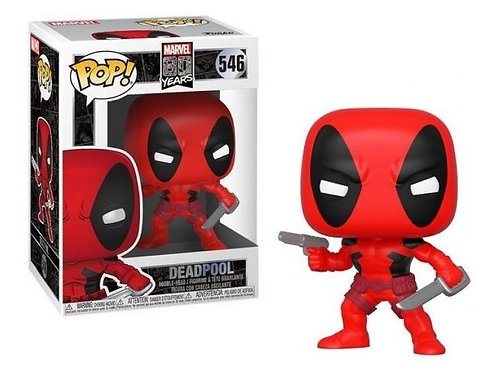 Funko pop Deadpool marvel
