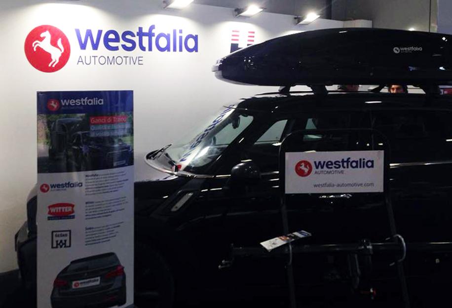 WESTFALIA AUTOMOTIVE ITALIA