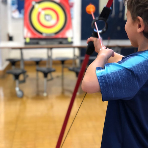 Wed Lunchtime Soft Archery Y4-Y6 1:00 - 1:30