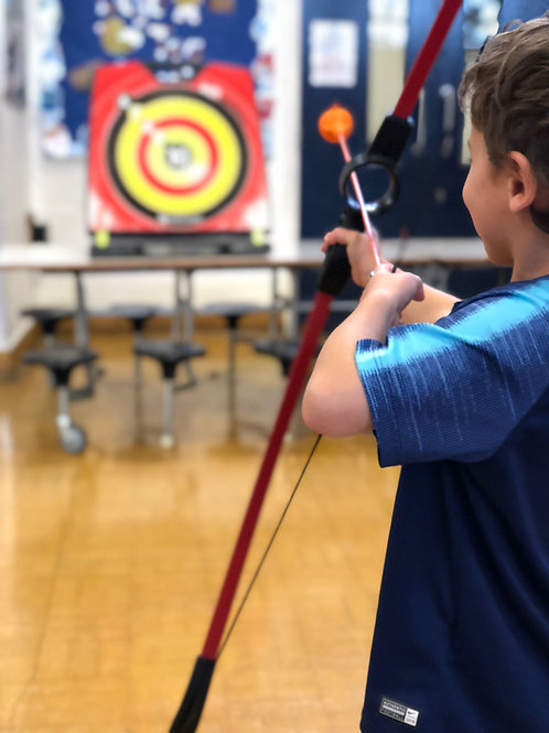 Wed Lunchtime Soft Archery Y1-Y3 12:30 - 1:00