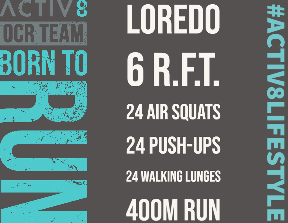 Trail running wow workout ocr wod 12