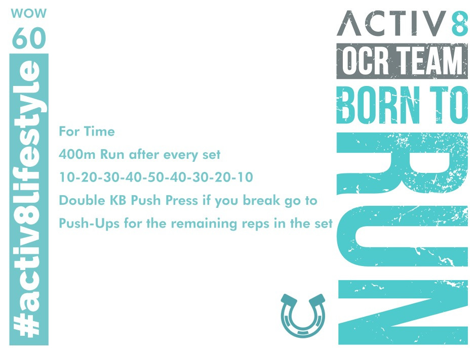 Activ8 performance ocr wod crossfit