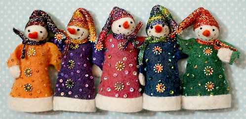 Frosty The Snowman (Pattern ONLY)