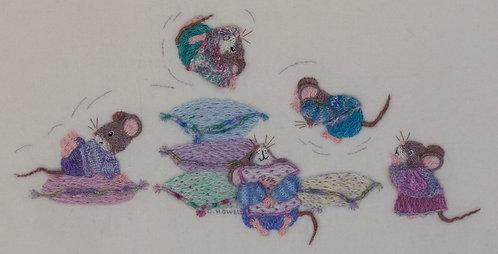 Mice Mischief (Pattern ONLY)