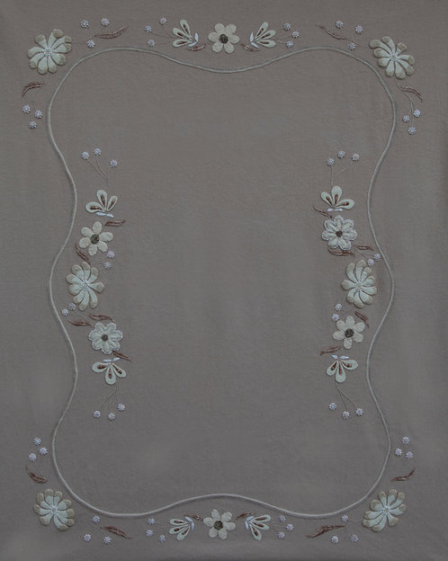 Floral Garland (Pattern ONLY)