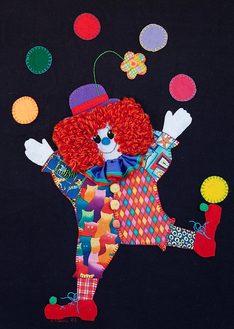 Send In The Clown (Pattern ONLY)