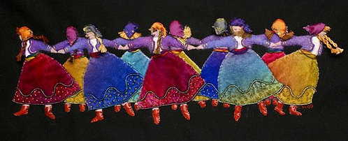 Peasant Dance (Pattern ONLY)