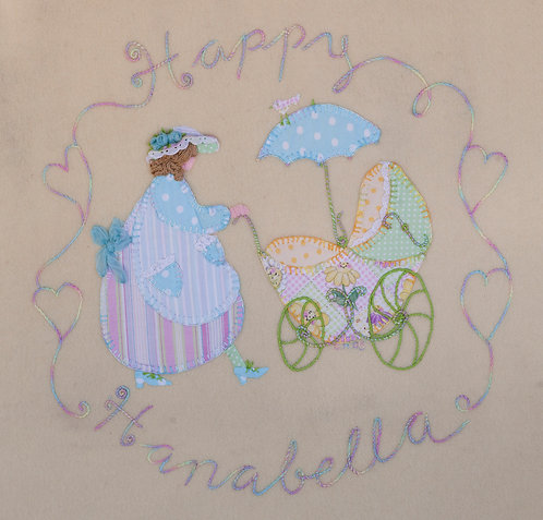 Happy Hanabella (Pattern ONLY)