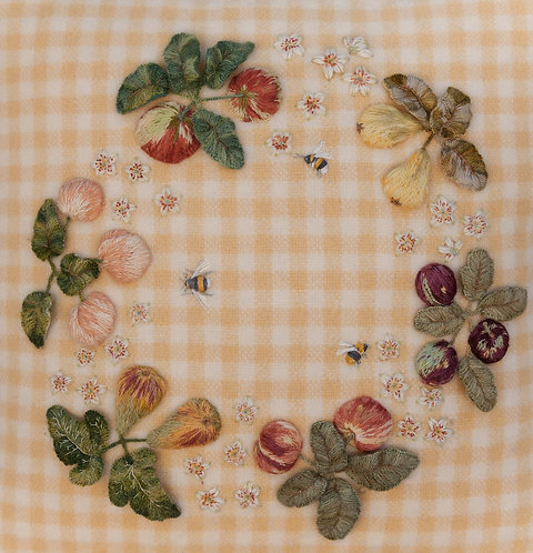 Orchard Fruits (Pattern ONLY)