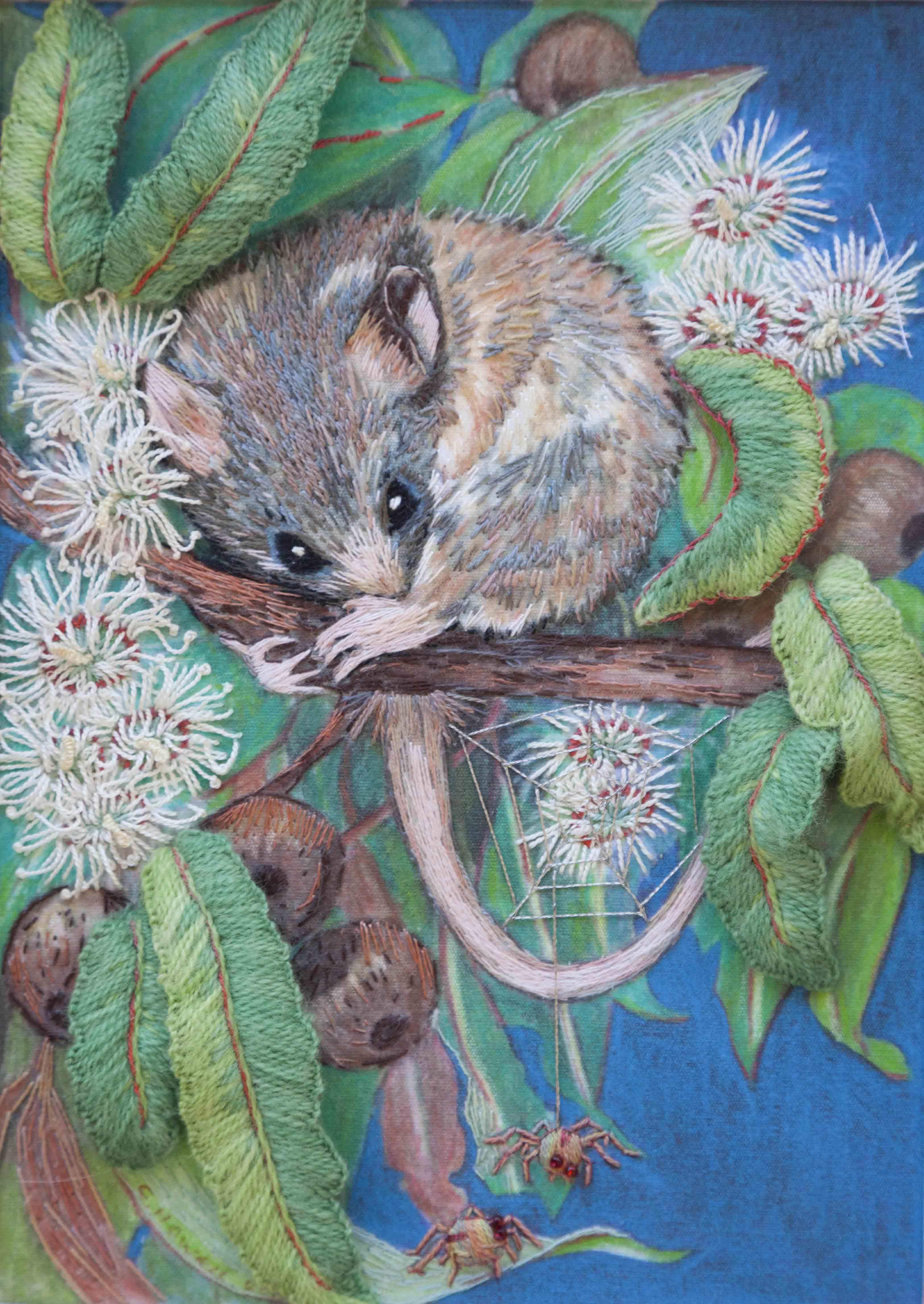 Catherine Howell - 'Playing Possum'